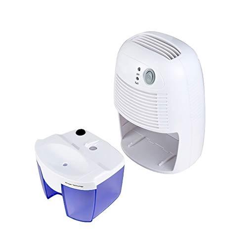VICKY-HOHO Tragbarer elektrischer Luftentfeuchter-Trockenluft-Feuchtigkeits-Entferner 500ML für
