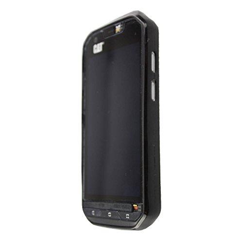 Coque pour Cat S60, TPU-Housse Étui de Protection Antichoc pour Smartphone (Coque de Coloris Noir)