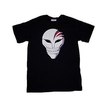 Bleach Kamen Mask Skull Black T-Shirt