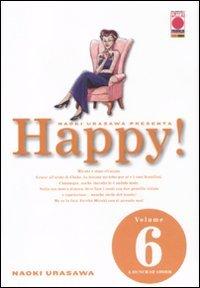 Happy!: 6 (Planet manga) por Naoki Urasawa