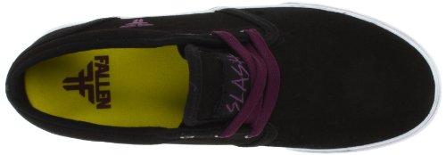 "Fallen THE EASY ""41070056 "", Sneaker uomo Nero (Schwarz (black/rainbow II))"