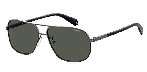 Polaroid Herren Pld 2074/S/X Sonnenbrille, Mehrfarbig (Dk Ruthen), 60