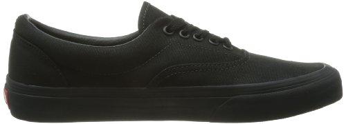 Vans U Era - Baskets Mode Mixte Adulte Noir (Black/Black)