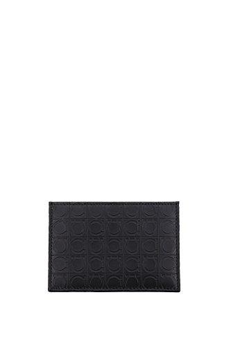 porte-carte-salvatore-ferragamo-homme-cuir-noir-et-tourterelle-669404010568283-noir-75x11-cm