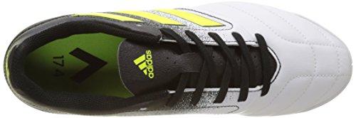 adidas Herren Ace 17.4 in S77100 Futsalschuhe Gelb (Footwear White/Solar Yellow/Core Black)