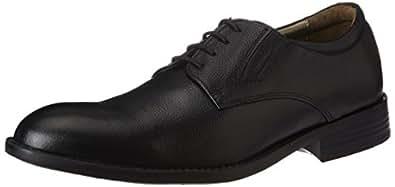Bata Men's Elegant-New Black Leather Formal Shoes - 11 UK/India (45 EU) (8256009)