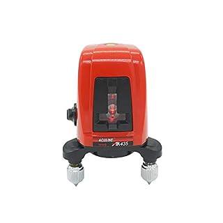 Tragbare Infrarot-2-Leitung, 1 Punkt ACULINE / AK435 Laserebene