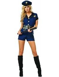 RG Costumes Women's Naughty Sheriff