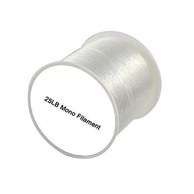 Kiddy 25lb Mono Filament