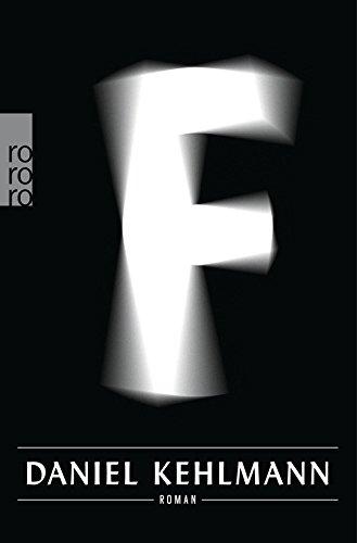 Buchseite und Rezensionen zu 'F' von Daniel Kehlmann