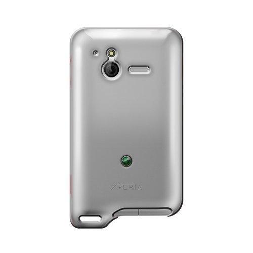 Katinkas weiche Hülle für Sony Ericsson Xperia Active klar