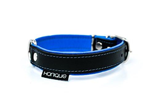 honique-fraiche-hundehalsband-malibu-blue-m-blau