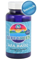 Bluegreen AFA Algen Basic - 120 Presslinge