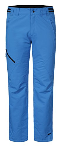 ICEPEAK Herren Wadded Trousers Johnny, Turquoise, 52, 457090659I
