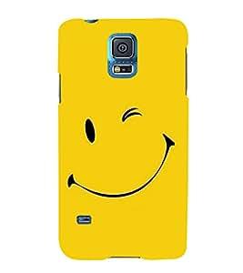 FUSON Smiley Face Vector Design 3D Hard Polycarbonate Designer Back Case Cover for Samsung Galaxy Grand Neo Plus I9060I :: Samsung Galaxy Grand Neo+