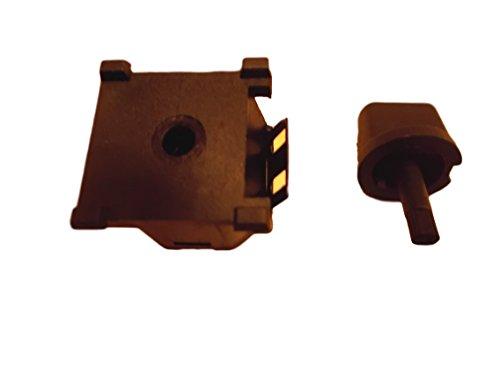 Heizung Gebläse Lüfter Motor Schalter und Knauf Golf MK1MK2/Transporter T25