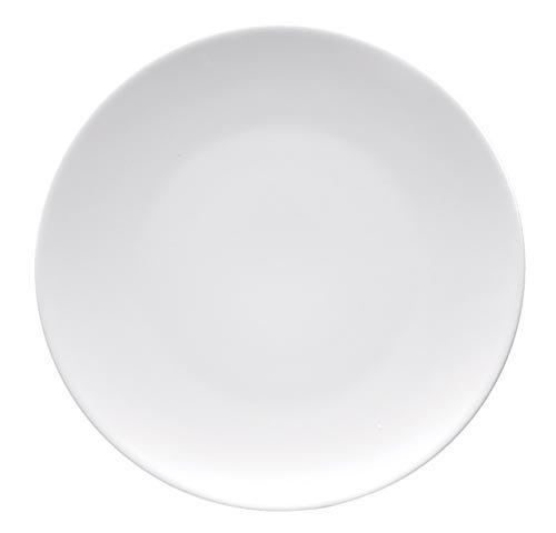 Rosenthal 11280-800001-10222 - TAC Gropius - Frühstücksteller/Kuchenteller/Dessertteller - Weiss - Ø 22 cm - Porzellan Rosenthal Tac