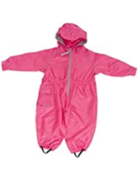 Hippychick Waterproof All-in-One Suit - Pink, 18-24 Months