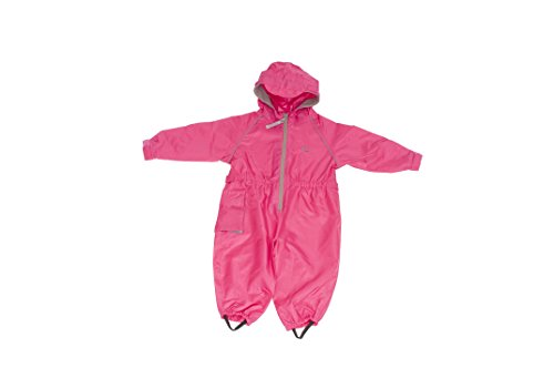 Hippychick Waterproof All-in-One Suit - Pink