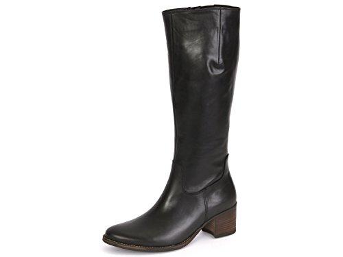 Slim Leg Long Boot Tiara S 51.698 Schwarz