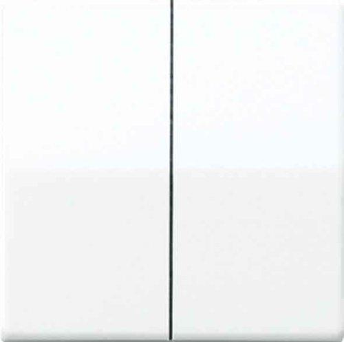 Preisvergleich Produktbild Jung AS1565.07WW Kurzhubtaste für Serien-Tastdimmer