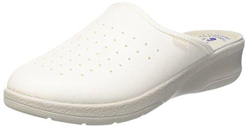 Inblu madama, zoccoli donna, (bianco 001), 35 eu