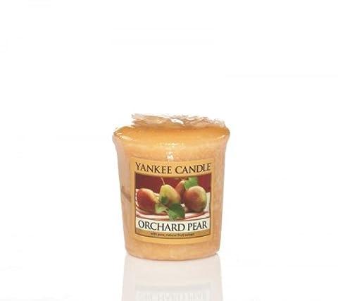 Yankee Candle® Sampler - Duft-Votivkerze, Orchard Pear