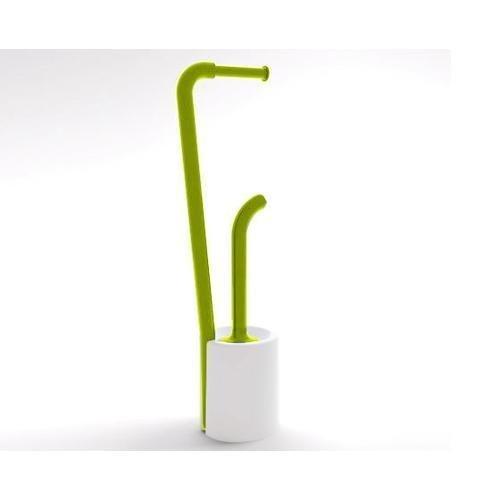 gedy-colonnina-con-portarotolo-e-portascopino-bianco-verde-wendy-703260