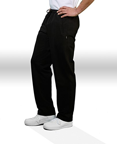 Michaelax-Fashion-Trade -  Pantaloni sportivi  - Basic - Uomo Schwarz (090)