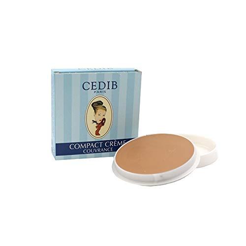 Cedib Paris Maquillaje En Crema Compacto 7 Hawai -