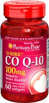Puritan's Pride Puritans Q-sorb Coq10 100mg 60 Softgels 1 Bottle from puritan's pride