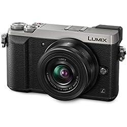 Panasonic Lumix DMC-GX80 12-32 / 3.5-5.6 Lumix G Vario MEGA OIS ASPH Appareils Photo Numériques 16.84 Mpix- Version étrangère