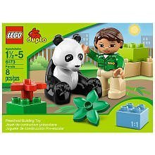LEGO Duplo LEGOVille Panda 6173 by LEGO...