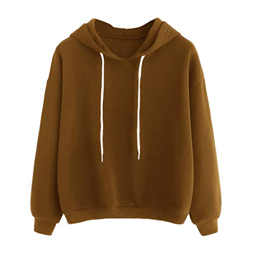 ZEELIY Damen Sweatshirts Hoodie Kapuzenpullover Langarm Sport Hoodies Reißverschluss Pullover Outerwear- Herbst - Moderne Dorothy Kostüm