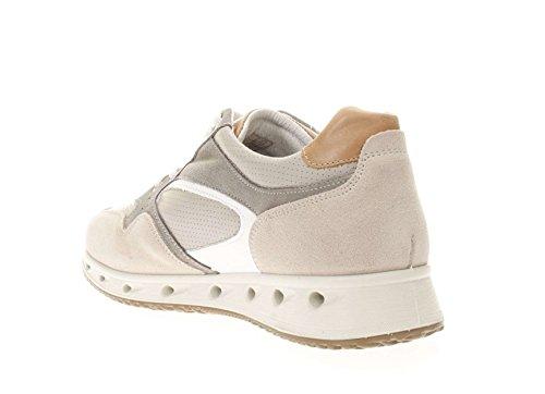 IGI&CO chaussures hommes baskets basses 7716/00 BEIGE Beige
