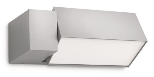 philips-mygarden-border-aplique-de-exterior-23-w-casquillo-e27-aluminio-color-gris