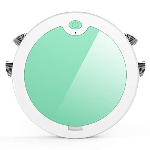 LHY Kitchen Robot Aspirador con la fregona, Automático Inteligente del hogar Desinfección Sweeper...