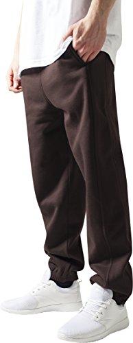 Training Baggy Pants (Urban Classics TB014B Herren Sporthose Sweatpants-Braun ,3XL)