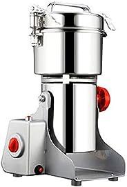 مطحنة كهربائية منزلية للحبوب والتوابل وحبوب الافطار والقهوة والطعام الجاف