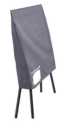 Lafuma Housse de rangement pour table rectangle (110 x 68 cm), Couleur: Anthracite, LFM2595-0006