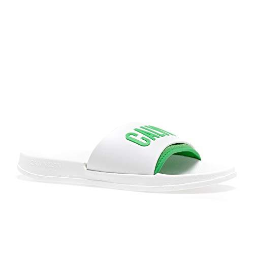 Calvin Klein Intense Sliders EUR 39-40 White