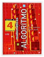 Algoritmo Matemáticas 4. Opción B. - 9788434891517