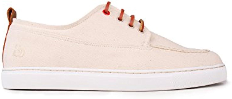 Zapato Casual Capri de Tela EN Blanco Sibari
