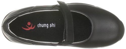 Chung Shi Comfort Step Bella 9100, Femme, Ballerines Noir