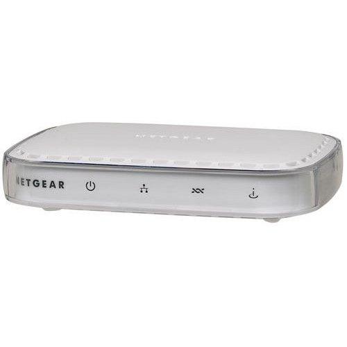 NETGEAR DM111P-100ISS ADSL2+ Modem (1 x RJ45 + 1 x ADSL2+)