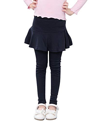 Quge Niña Leggins Leggings Pantalones De Lápiz Falda