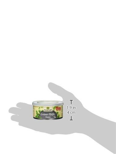 Alnatura Bio Pastete Grüner Pfeffer, vegan, 6er Pack (6 x 125 g) - 6