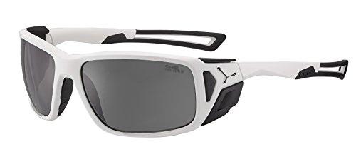 Cébé Erwachsene Proguide Sonnenbrille, Black White, Large