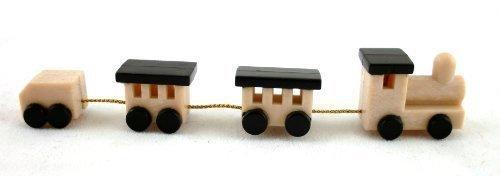 Puppenhaus 1- 12 Maßstab Miniatur Shop Kindergarten Zubehör Klassisch Jungen Spielzeug Zug Miniatur-zug