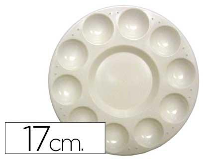Artist 4610009 - Paleta plástico circular